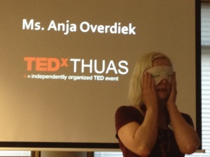 TEDxTHUAS Anja1